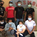 4 Kawanan Copet Pasar Tugu Pahlawan Surabaya Dibekuk, Dua Pelaku Perempuan
