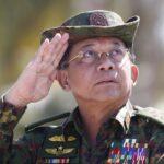 Mengenal Min Aung Hlaing, Jendral Senior Myanmar