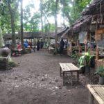 Omzet Pasar Wit-witan Banyuwangi Anjlok Terhantam Pandemi