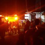 Gudang Mebel Kayu di Kota Malang Terbakar