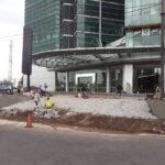 Berpolemik, Pembangunan RS Covid-19 di Mal Cito Surabaya Terus Digeber