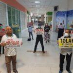 Rumah Sakit Darurat Covid-19 di Mal Cito Ditolak Pemilik Stand