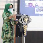 Bupati Jombang Pimpin Rakor PPKM Mikro