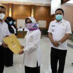 318 Pegawai P3K Formasi 2019 Resmi Terima SK dari Bupati Jombang