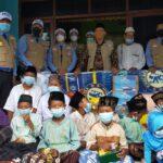 9 Tahun Tidur Beralas Tikar, 20 Anak Yatim di Sidoarjo Ini Mulai Menikmati Kasur