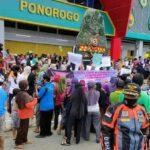 Resmian Pasar Legi, Bupati Ponorogo Disambut Demo Pedagang, Tuntut Transparansi Kios