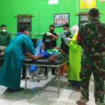 Pengungsi dan Relawan Longsor di Nganjuk Keracunan Makanan