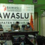 Kunjungi Bawaslu Sidoarjo, Anggota Baleg DPR RI Peroleh Masukan Periodesisasi Penyelenggara Pemilu