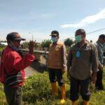 Banjir di Mojokerto Dipicu Aliran Afvoer Gedang yang Tersumbat