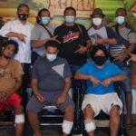 Terlibat Pencurian Hewan, Oknum Sekdes Madurejo Lumajang Ditembak Betisnya