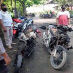 Sebuah Rumah dan 2 Sepeda Motor di Situbondo Terbakar