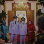 Dilantik Wali Kota dan Wawali Kota Surabaya, Ini Janji yang Diumbar Eri dan Armuji