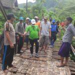 Jembatan 15 Meter di Situbondo Ambruk, Ratusan KK Terancam Terisolasi