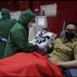 ASN dan Non-ASN Pemkot Surabaya Mulai Donorkan Plasma Konvalesen