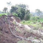 Longsor 70 Meter di Desa Krosok Tulungagung, Akses Utama Antar-Desa Terputus