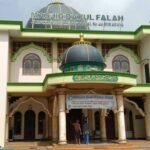 Depresi Berat, Seorang Pria Mengamuk di Masjid Darul Falah Surabaya