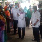 Lingkungan RT Berstatus Zona Merah di Jombang Dikenakan Pembatasan Ketat