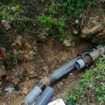 Dampak Banjir Rejotangan Tulungagung, Distribusi Air PDAM Terputus