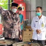 Cek Gudang Material, Pj Bupati Sidoarjo Minta Stok Aspal Segera Dipakai Perbaiki Jalan