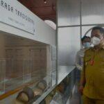 Plt Wali Kota Surabaya Tinjau Lokasi Museum Olahraga Sebelum Dibuka Mensos