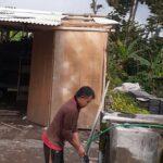 Belasan Rumah di Desa Penanggal Lumajang Rusak Diterjang Puting Beliung