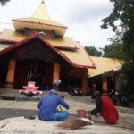 Sambut Imlek 2021, Sanggar Agung Kenjeran Surabaya Bersolek