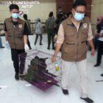 Polisi Bongkar Praktik Perdagangan Satwa Langka di Sidoarjo dan Kediri