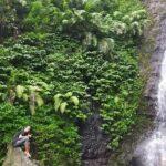 Libur Akhir Pekan, Wisata Air Terjun Serah Kencong Blitar Lengang