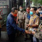 Sidak Kawasan PT SIER, DPRD Surabaya Temukan Industri Keluarkan Asap Hitam dari Cerobong