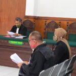 Pasutri Terdakwa Perkara UU ITE Layangkan Mosi Tak Percaya ke PN Sidoarjo