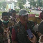 Dinilai Bahayakan Warga, Bangunan Tanggul Penghalau Lahar Semeru di Sumberwuluh Lumajang Diprotes