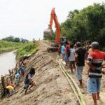 Jembatan Jalur Nasional di Jombang Terancam Putus