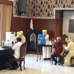 Vaksinasi Dosis Kedua di Kota Malang Tak Diikuti Selebgram Gilang Widya Pramana