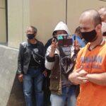 WNA Asal Yordania Diringkus Polisi di Sidoarjo Saat Isap Tembakau Sinte