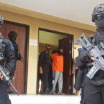 22 Terduga Teroris Jamaah Islamiah Diberangkatkan ke Mabes Polri
