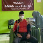 Jalani Vaksinasi Tahap 2, Ketua DPRD Sumenep: Ayo! Masyarakat Jangan Takut