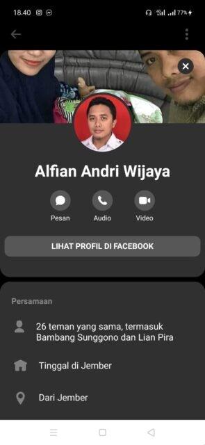 Akun Abal-Abal Ngaku Anggota DPRD Jember Dipidanakan, Tipu Puluhan Juta Rupiah
