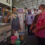 Tinjau Sentra Wisata Kuliner, Wawali Surabaya Janji Bantu Naikkan Omzet