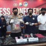 Polda Jatim Bekuk Bandar Sabu-sabu Bersenjata Api Asal Jombang