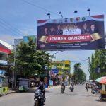 Gambar Ketuanya Terlalu Kecil, DPRD Jember Minta Billboard Jajaran Forkopimda Diturunkan