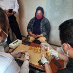 Petugas Lapas Mojokerto Gagalkan Penyelundupan Tahu Goreng Isi Sabu