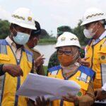 Kunjungi Rehabilitasi Rolak 70 di Gudo Jombang, Bupati: Semoga Tidak Banjir Lagi