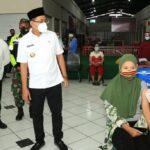 Sidoarjo Targetkan Sebelum Ramadan Semua Imam Masjid hingga Pedagang Sudah Tervaksin