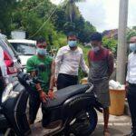 Dua Pencuri Motor Spesialis Rumah Kos di Situbondo Ditangkap