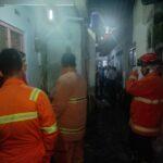 Selang Elpiji Putus dan Disambar Api, Rumah Tetangga Bupati Jember Nyaris Terbakar