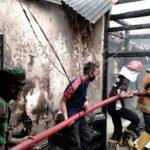 Dua Rumah Kakak-Adik di Situbondo Terbakar, Kerugian Capai Rp 120 Juta