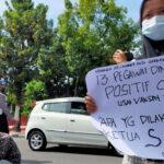 Mahasiswa Blitar Raya Desak Polisi Proses Pelangaran Prokes Wali Kota