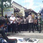 Jurnalis Tempo di Surabaya Digebuki, Wartawan Tulungagung Demonstrasi