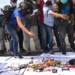 Wartawan Mojokerto Turun Jalan Kecam Kekerasan yang Menimpa Jurnalis Tempo