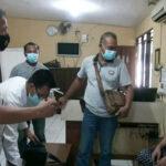 Pengedar Sabu-sabu untuk Kalangan Sopir di Sidoarjo, Dua Orang Diringkus Polisi